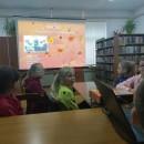 Droga książki - lekcja biblioteczna